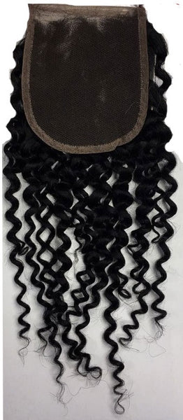 Bellatique Brazilian Virgin Remy Hair Full Lace Closure