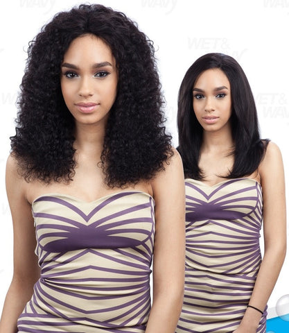 "Naked Nature Brazilian Vigin Remy Wet & Wavy DEEP WAVE 7PCS 10""10""12""12""14""14"""
