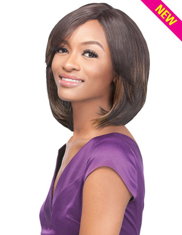 Outre Premium Purple Pack  Human Hair Blend Weave FIRST LADY