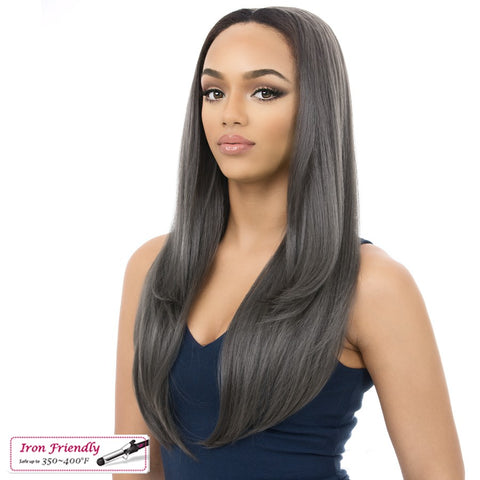 It's a Wig Synthetic Half Wig LONDON GIRL