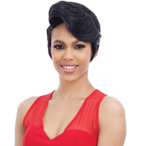 Freetress Equal Human Hair Mastermix Lace Side Wig IC-002