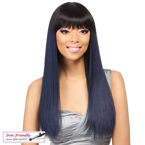 It's a Wig Synthetic Wig JAMANI -LOWEST PRICE EVER!