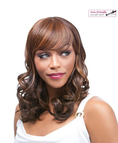 It's a Wig Synthetic Wig Q MARGARET -LOWEST PRICE EVER!