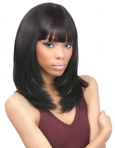 Velvet Brazilian Remy Hair NATURAL YAKI