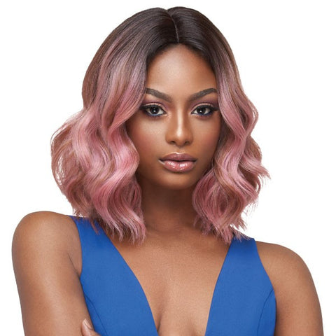 Outre Quick Weave Complete Cap Synthetic Wig MARIE