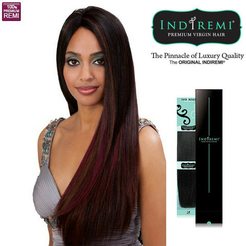 Bobbi Boss IndiRemi 100% Premium Virgin Remy Hair NATURAL YAKY