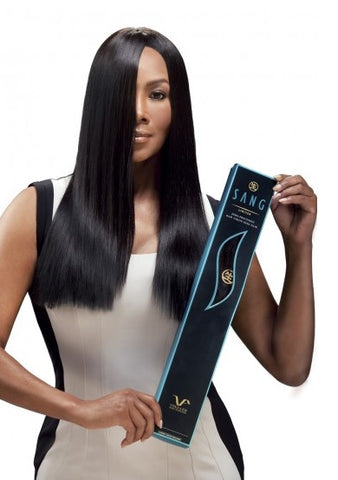 Vivica A Fox 100% Raw Virgin Remi human Hair Weave SANG LIMITED