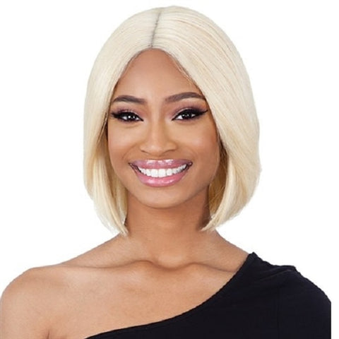 Shake-N-Go Naked Brazilian Natural 100% Human Hair Lace Front Wig BCL-01