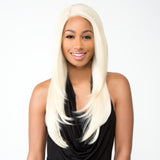 R&B Prestigious Custom Silky Swiss Lace Front Wig in SR-JAMES