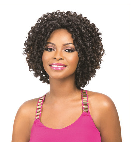 Sensationnel Empress Natural Synthetic Lace Front Edge Wig KANDY