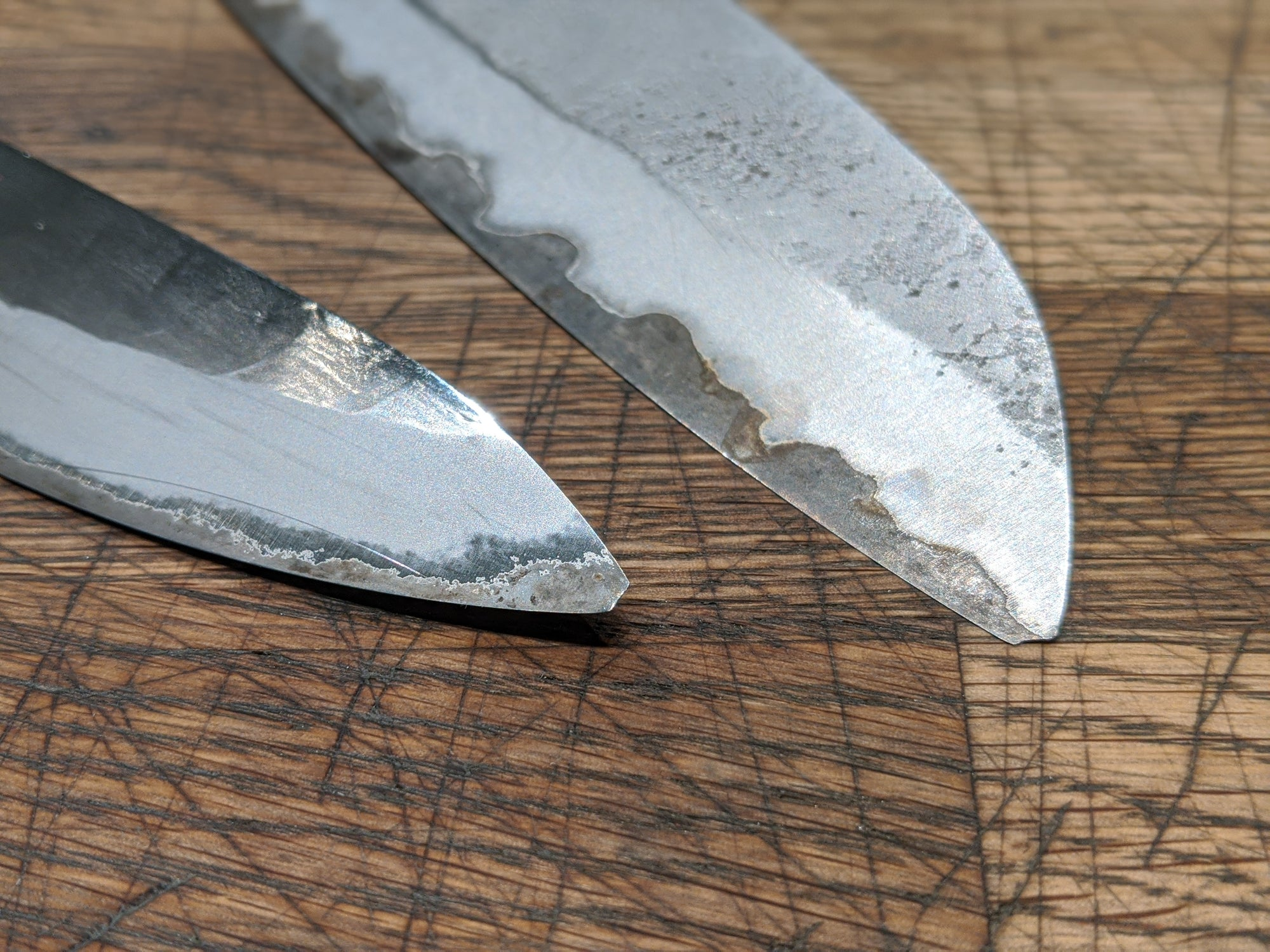 How to Fix Your Broken Knife Tip