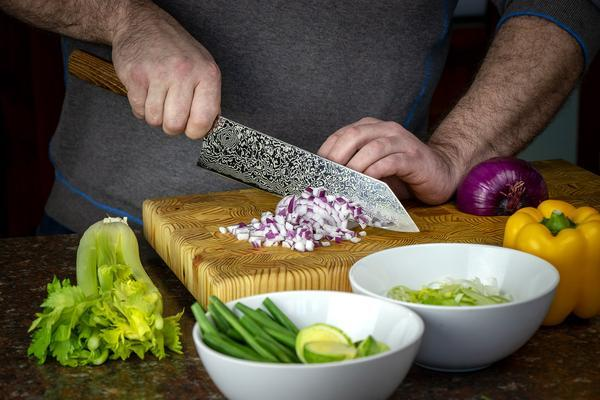 Knife Skills: How to Use Your Japanese Kitchen Knife Like a Pro