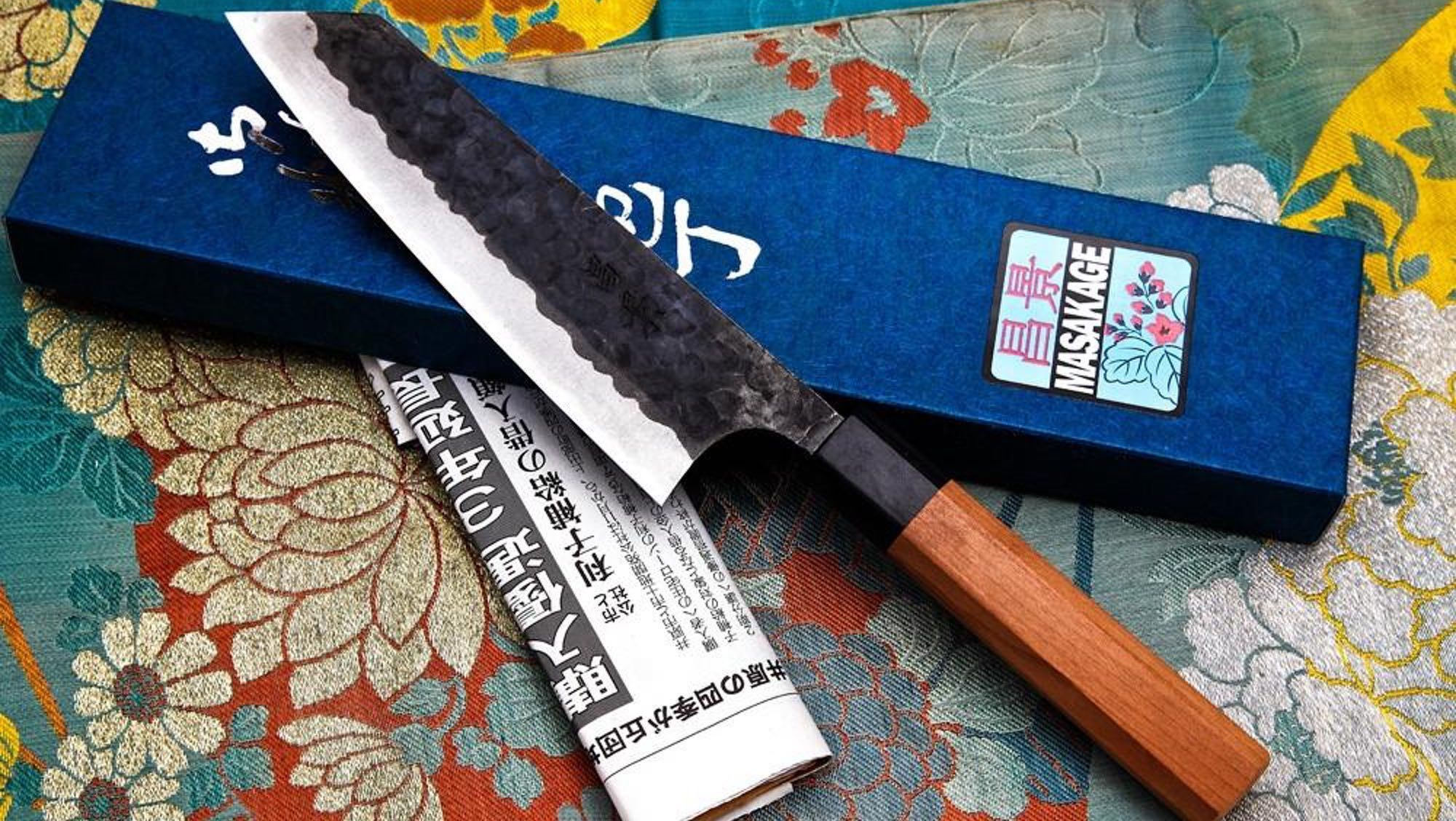 Masakage Month: Meet the Blacksmiths