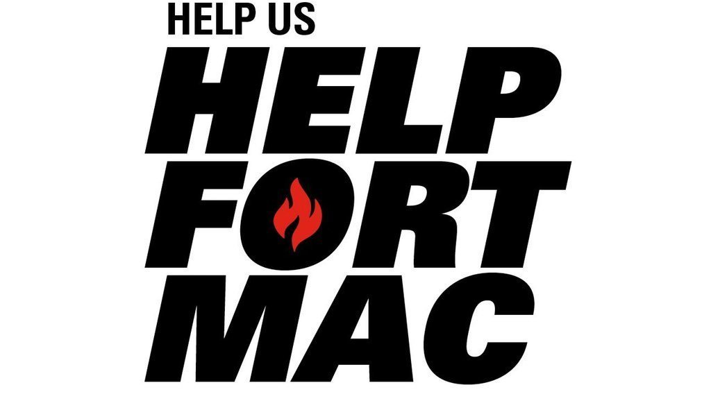 Help us help Fort Mac