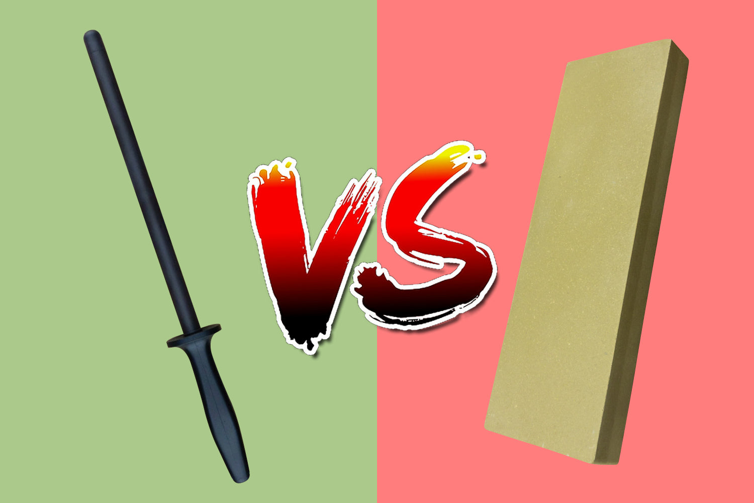 Honing Your Knife v.s. Sharpening Your Knife