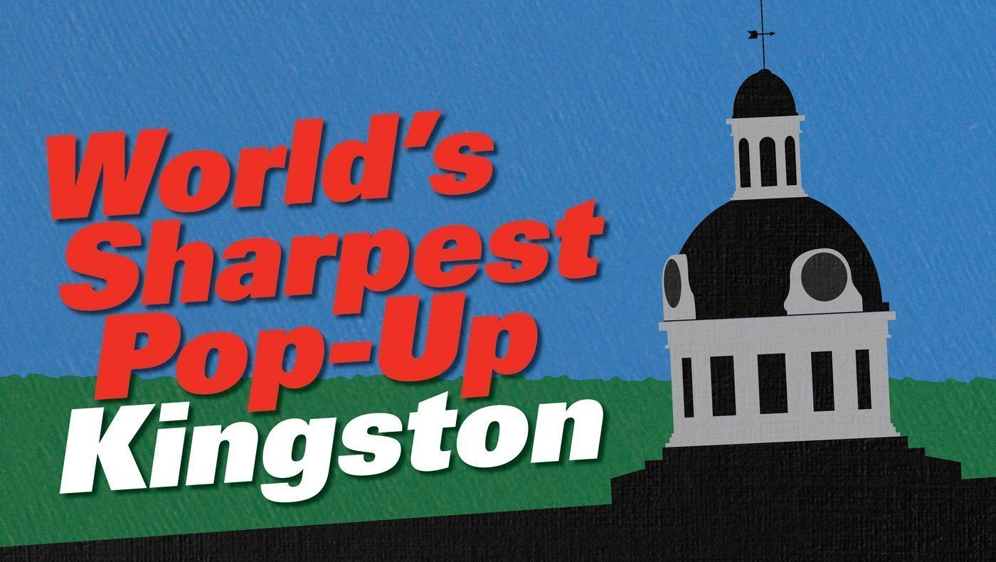 "Knifewear's ""World's Sharpest Pop-up"" is Coming to Kingston, ON!"