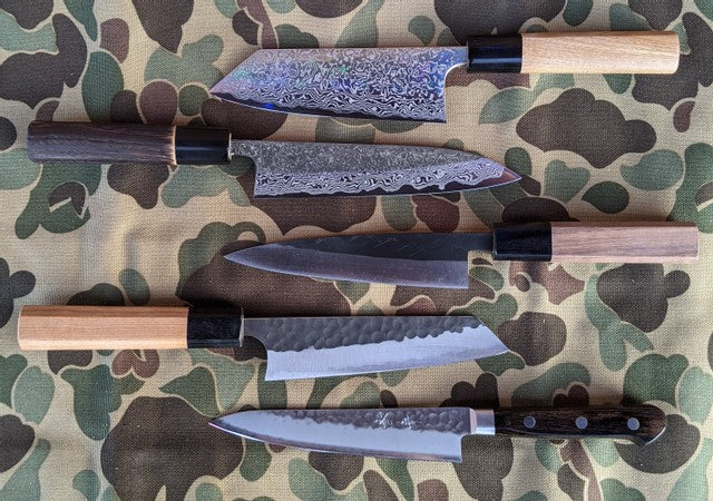 Ko-Bunka v.s. Petty: What's the Best Knife?