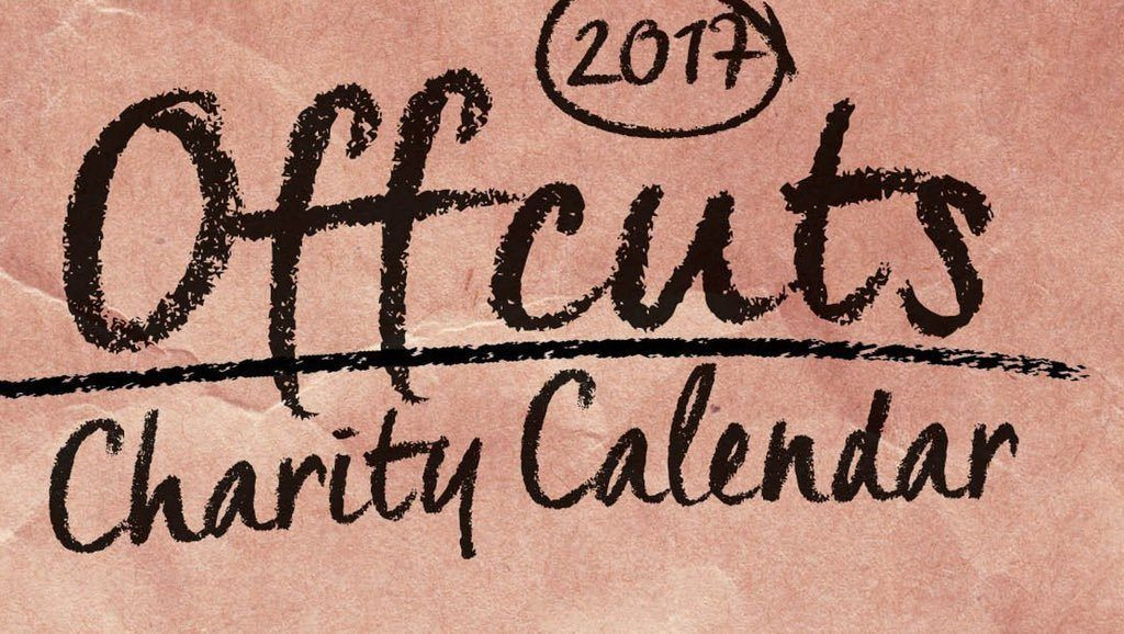 "Offcuts Charity Calendar 2017,  Offcuts Profiles ""The who's who!"""