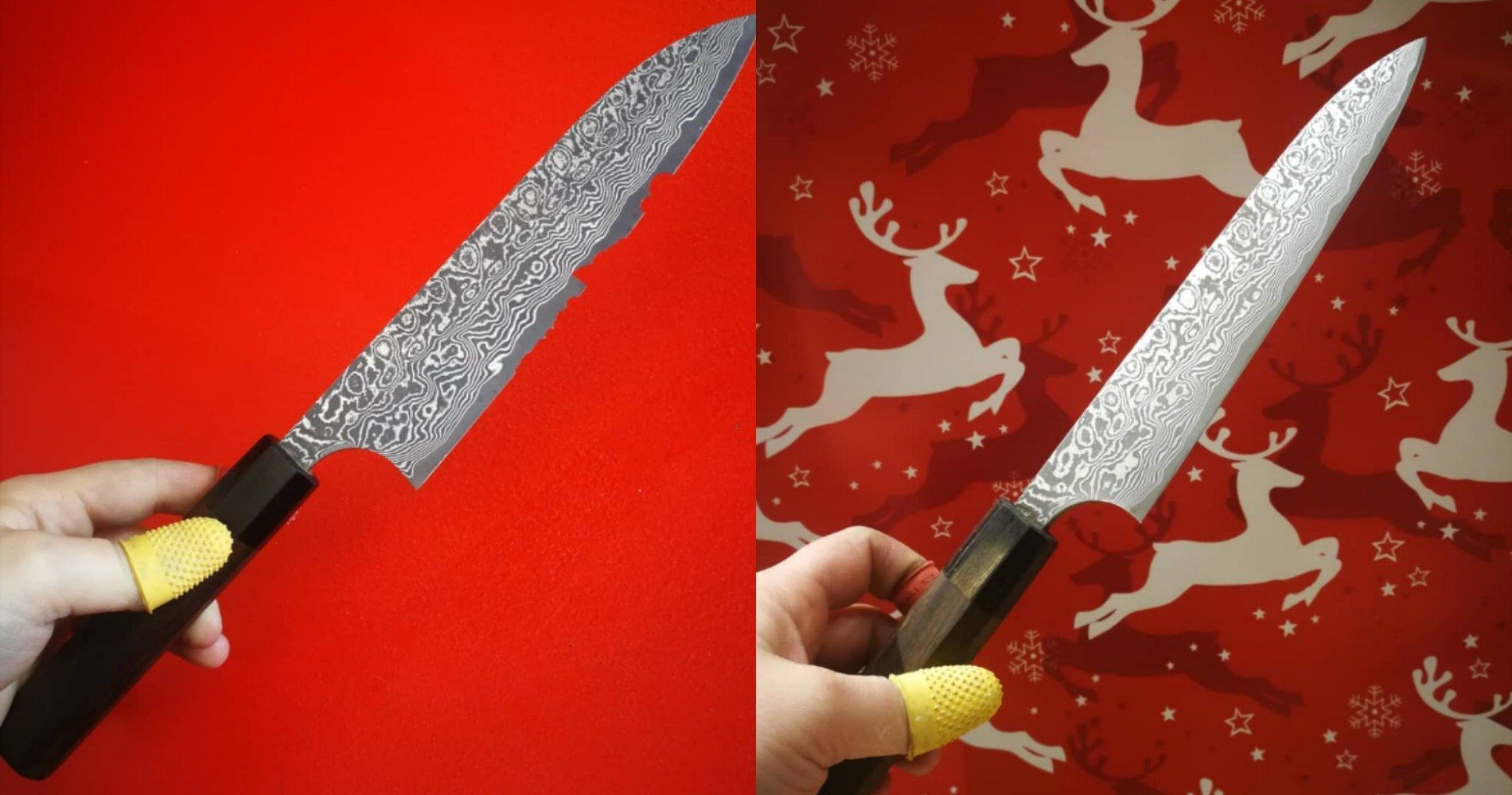 Chipped Knives: How they happen, how to avoid them and how we repair them.