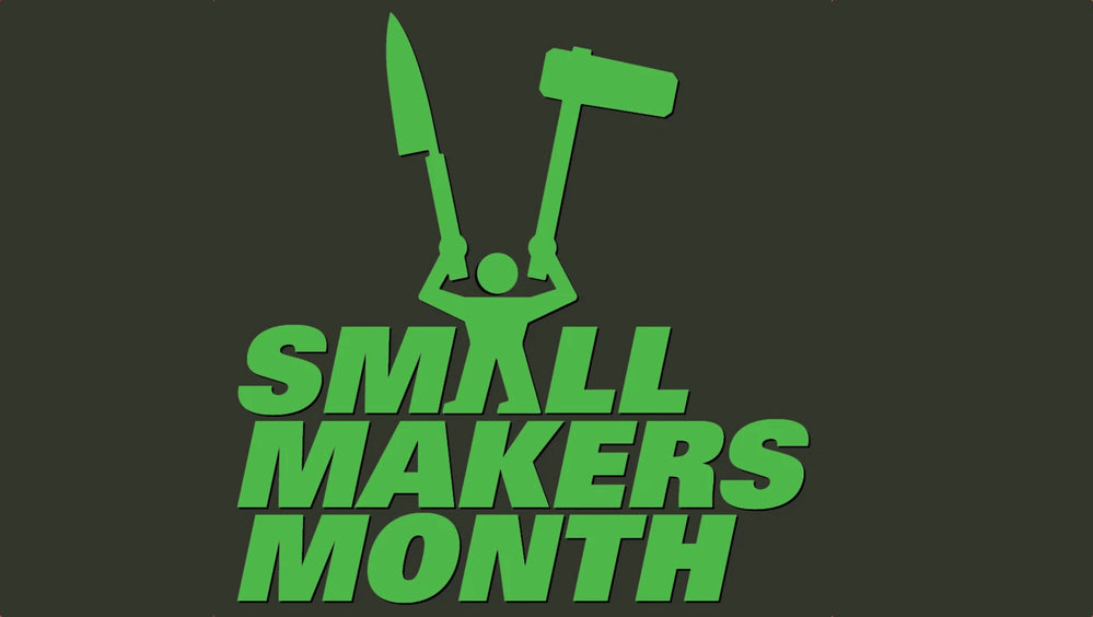 Small Makers Month at Knifewear