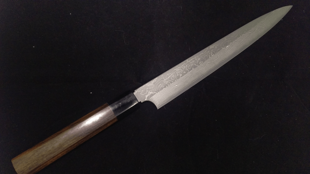 Kitaoka VG10 Nickel Damascus Yanagiba 270mm