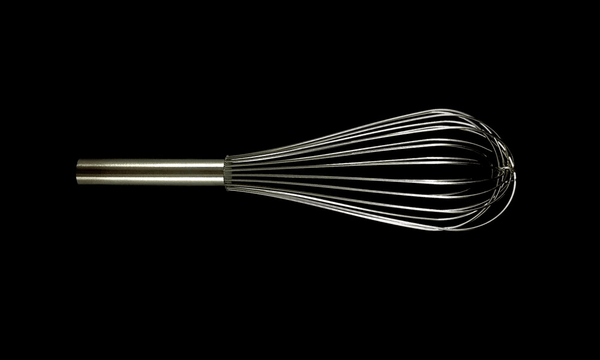 Whisk 12 inch Balloon Stainless steel handle