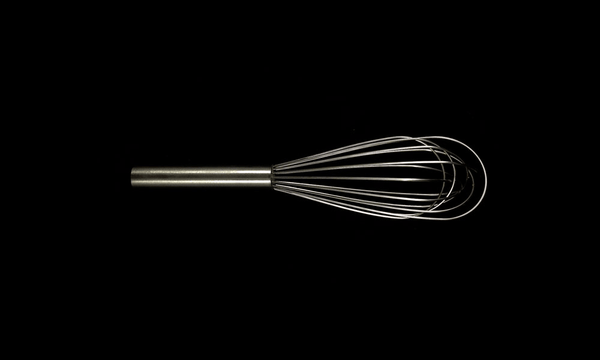 Whisk 8 inch Balloon Stainless steel handle