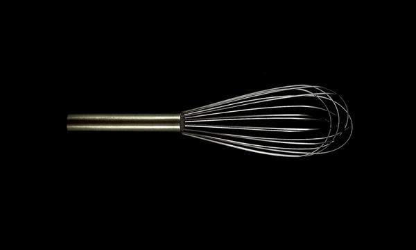 Whisk 10 inch Balloon Stainless steel handle