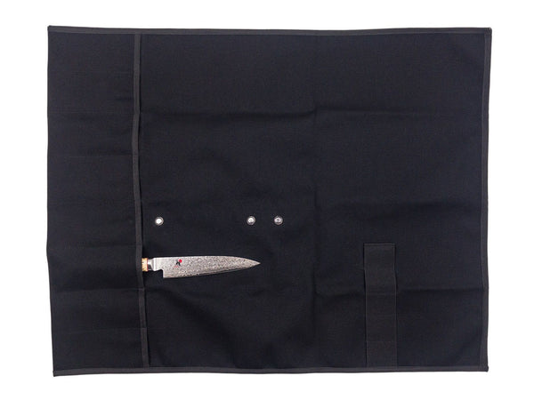 Horace and Jasper Canvas 8pc Knife Roll