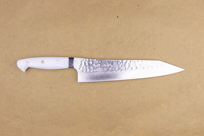 Saji SRS13 Corian Handle Kiritsuke Gyuto 240mm