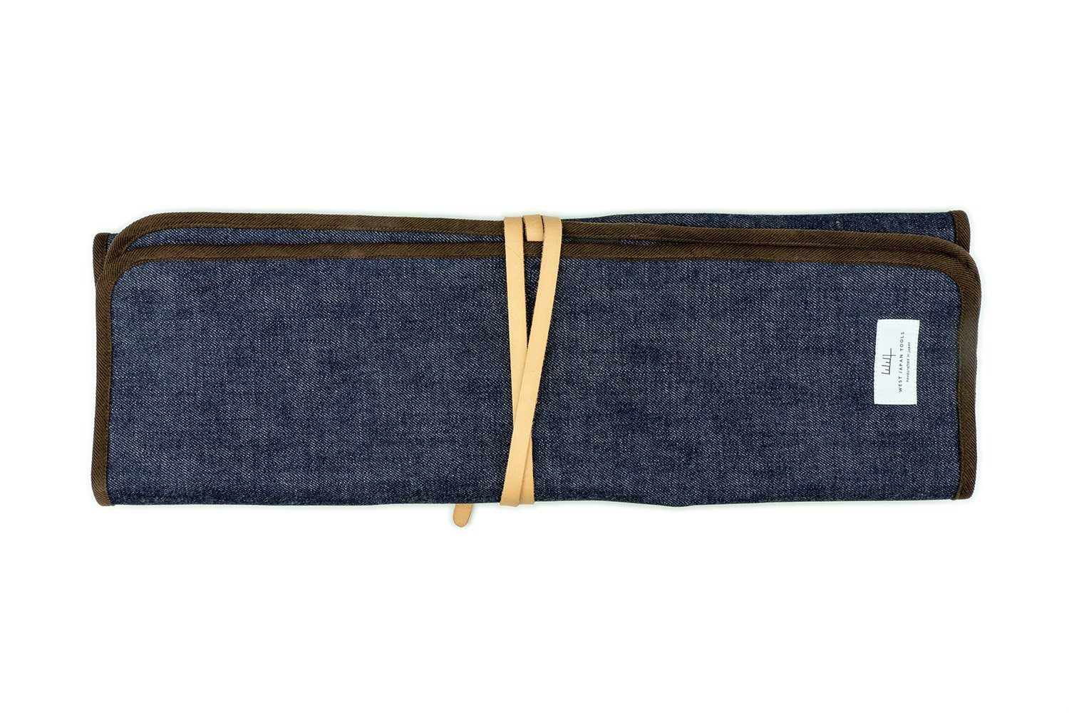 West Japan Tools 6 piece knife roll