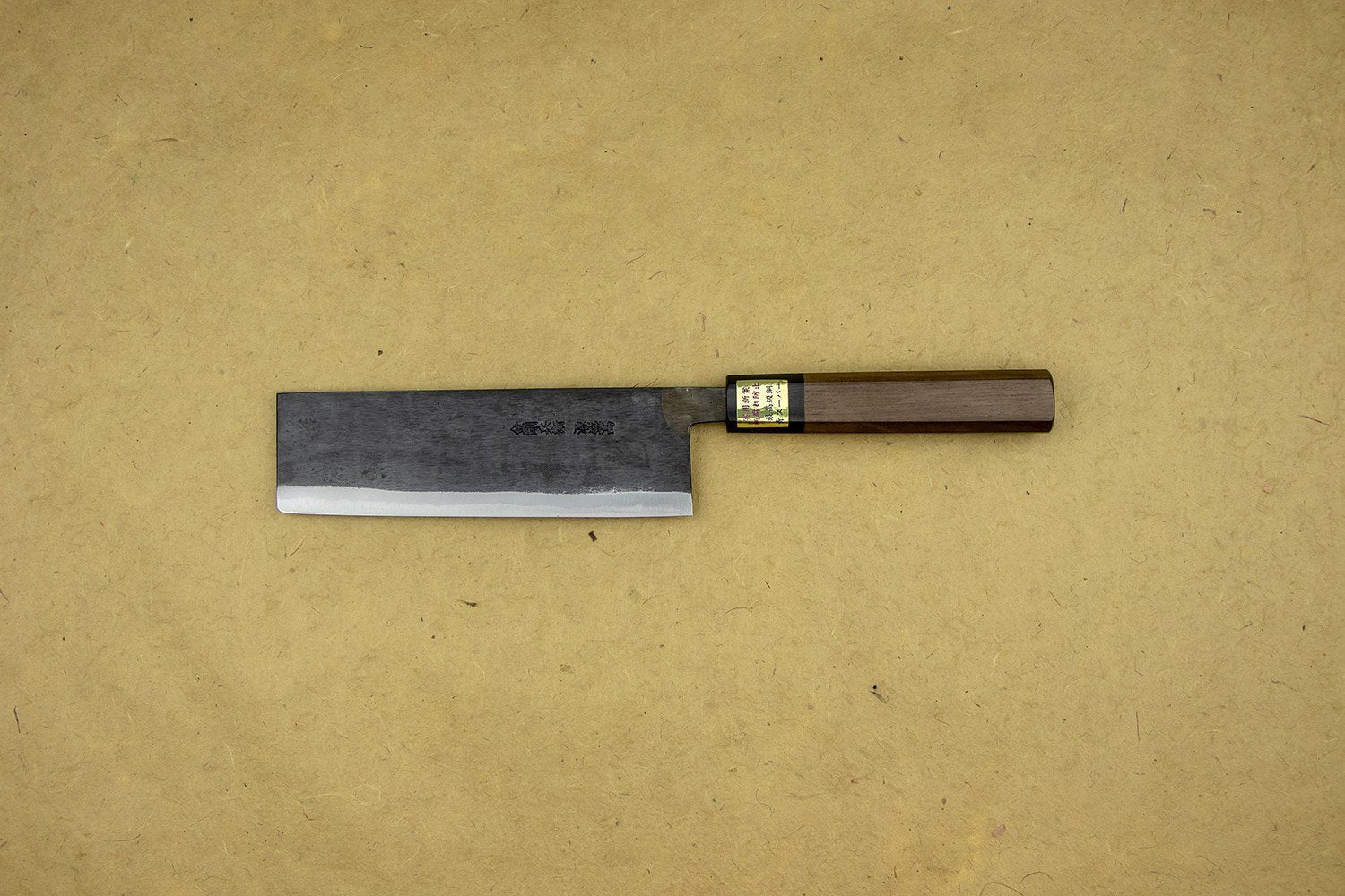 Moritaka AS Kurouchi Nakiri 165mm