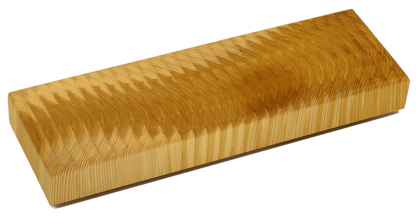 Larch wood 21x7 Tiger Stripe