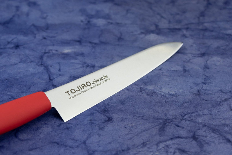 Tojiro Red handle Petty 150mm F-161R