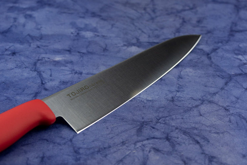 Tojiro Red handle Gyuto 210mm F-166R