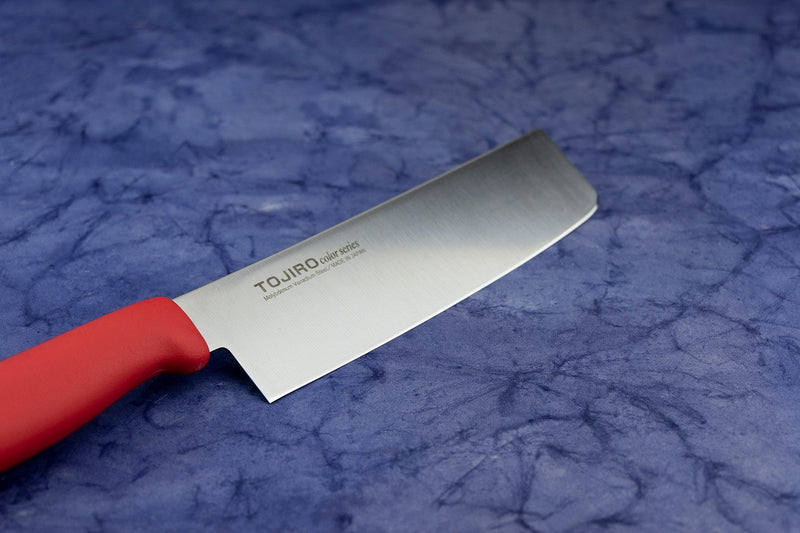 Tojiro Red handle Nakiri 165mm F-171R