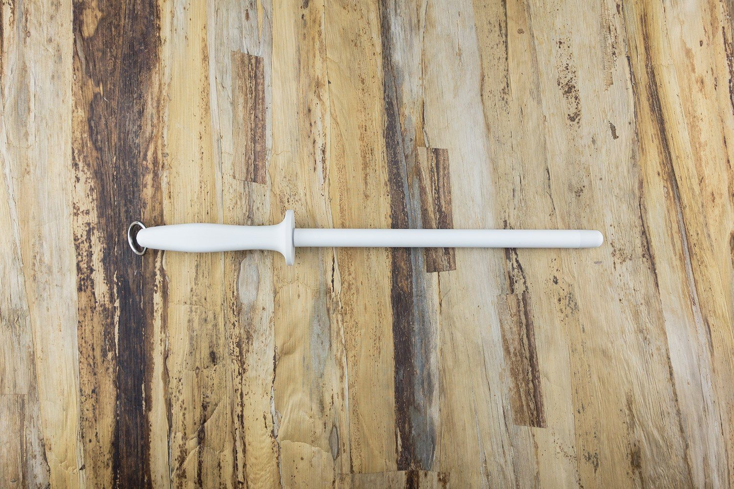 Knifewear White Ceramic Honing Rod