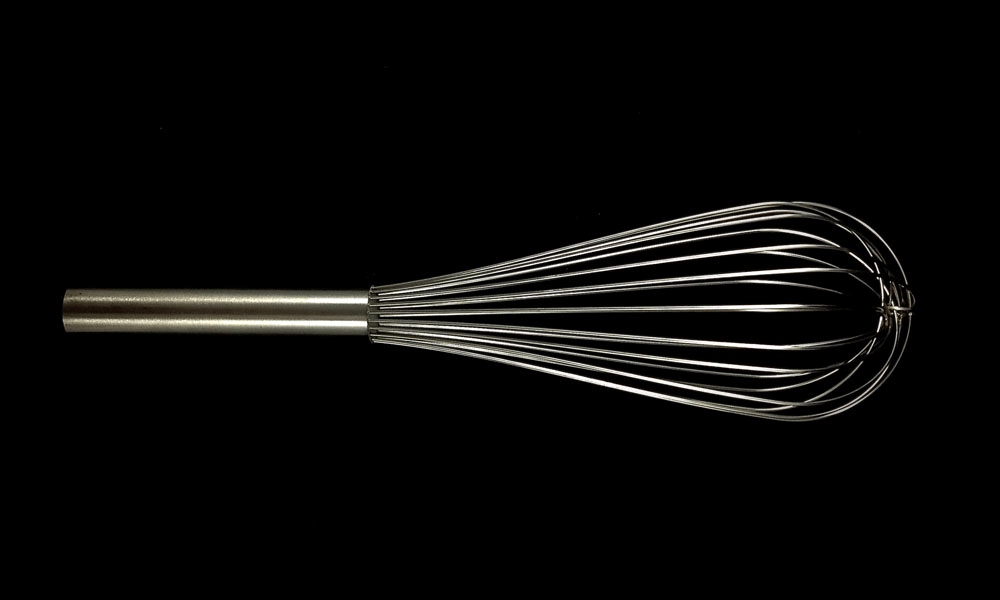 Whisk 14 inch Balloon Stainless steel handle