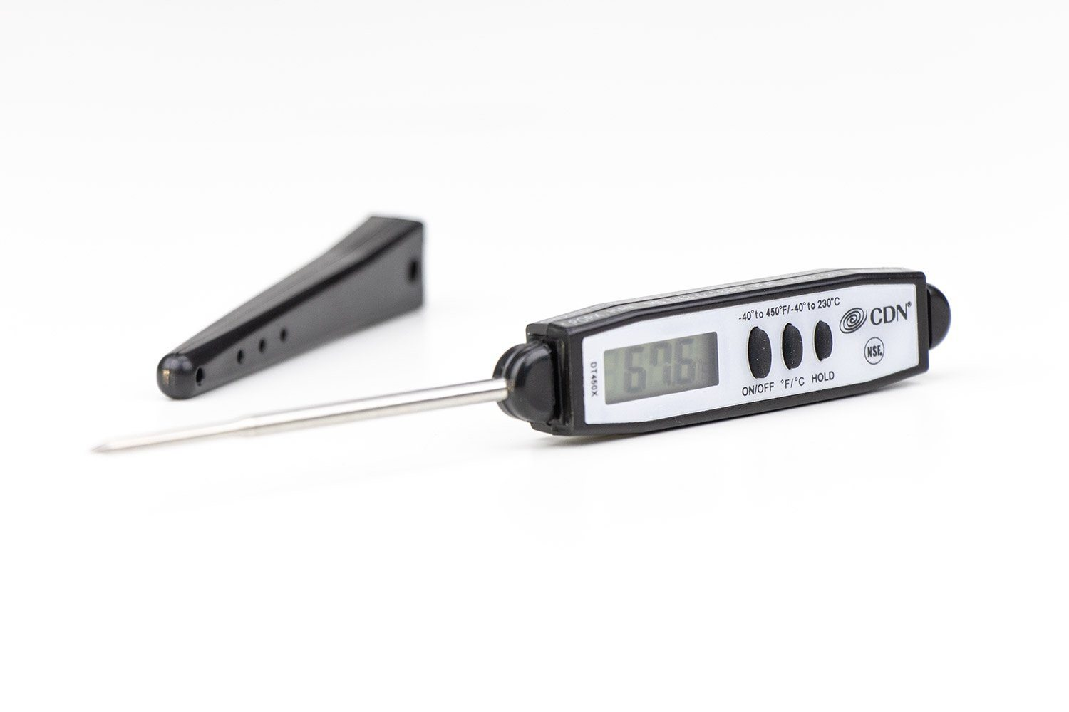 CDN Quick Read Digital Pocket Thermometer DTQ450X