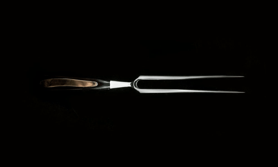 Tojiro Flash Carving fork 170mm