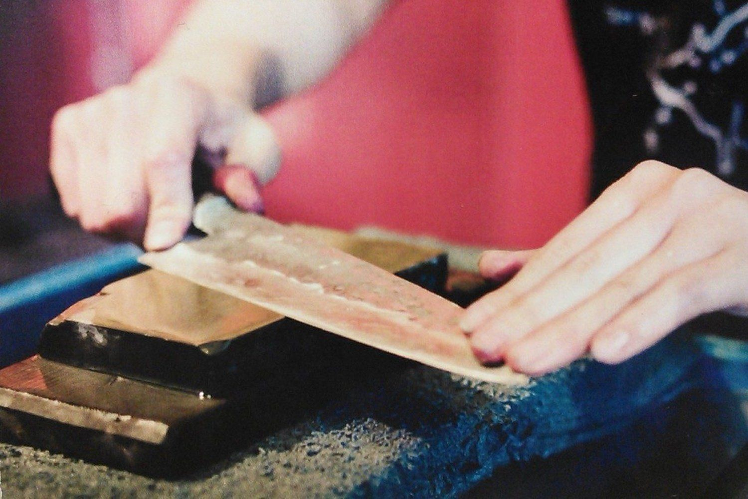 Book Knife Sharpening Classes