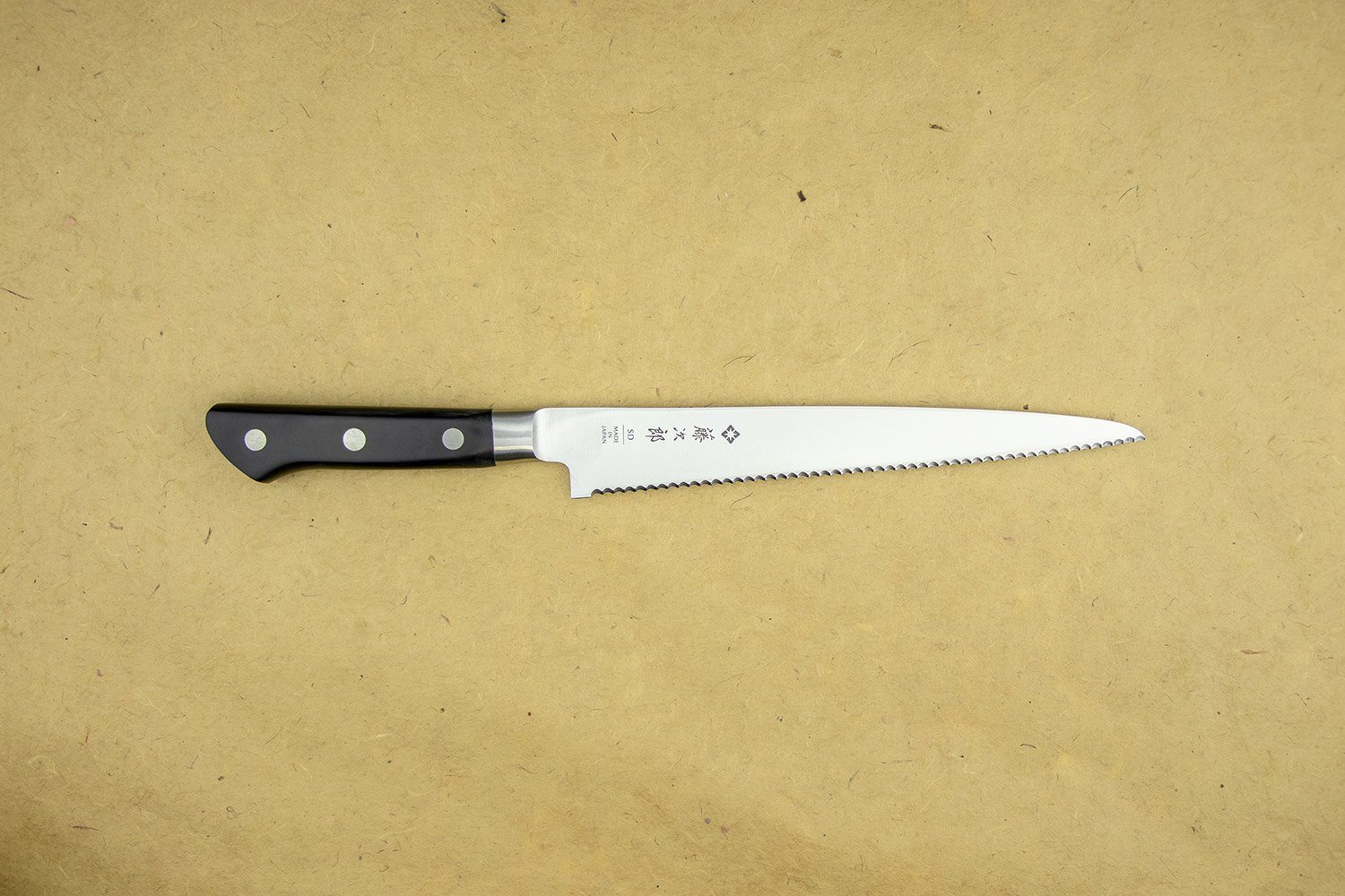 Tojiro SD Bread Knife 215mm