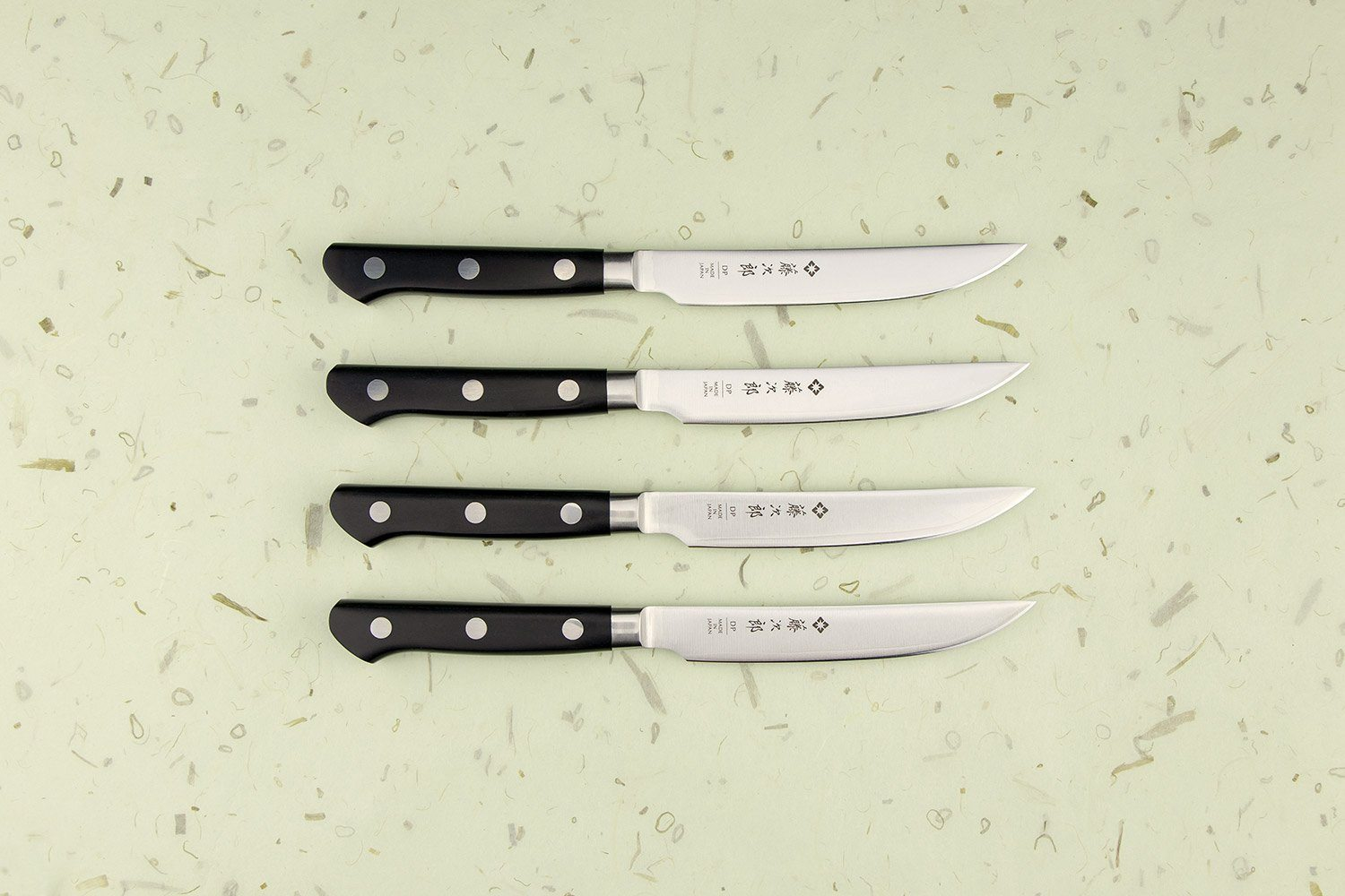 Tojiro DP Steak Knife Set