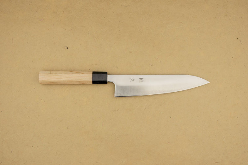 Tsunehisa AS/S Migaki Wa Gyuto 180mm