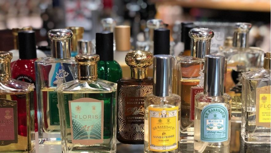 Choosing perfume & How to wear it