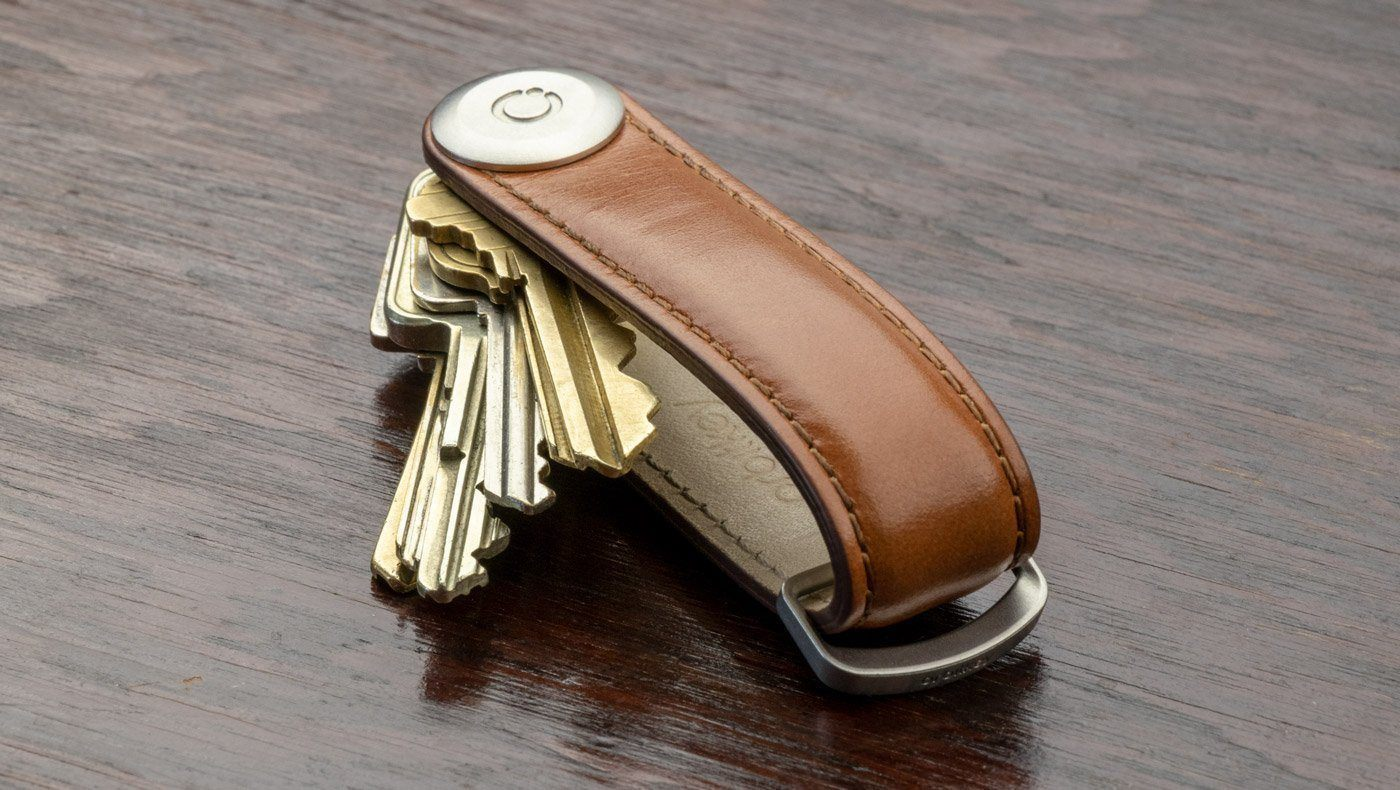 Orbitkey: an Everyday Carry, for Everyday People