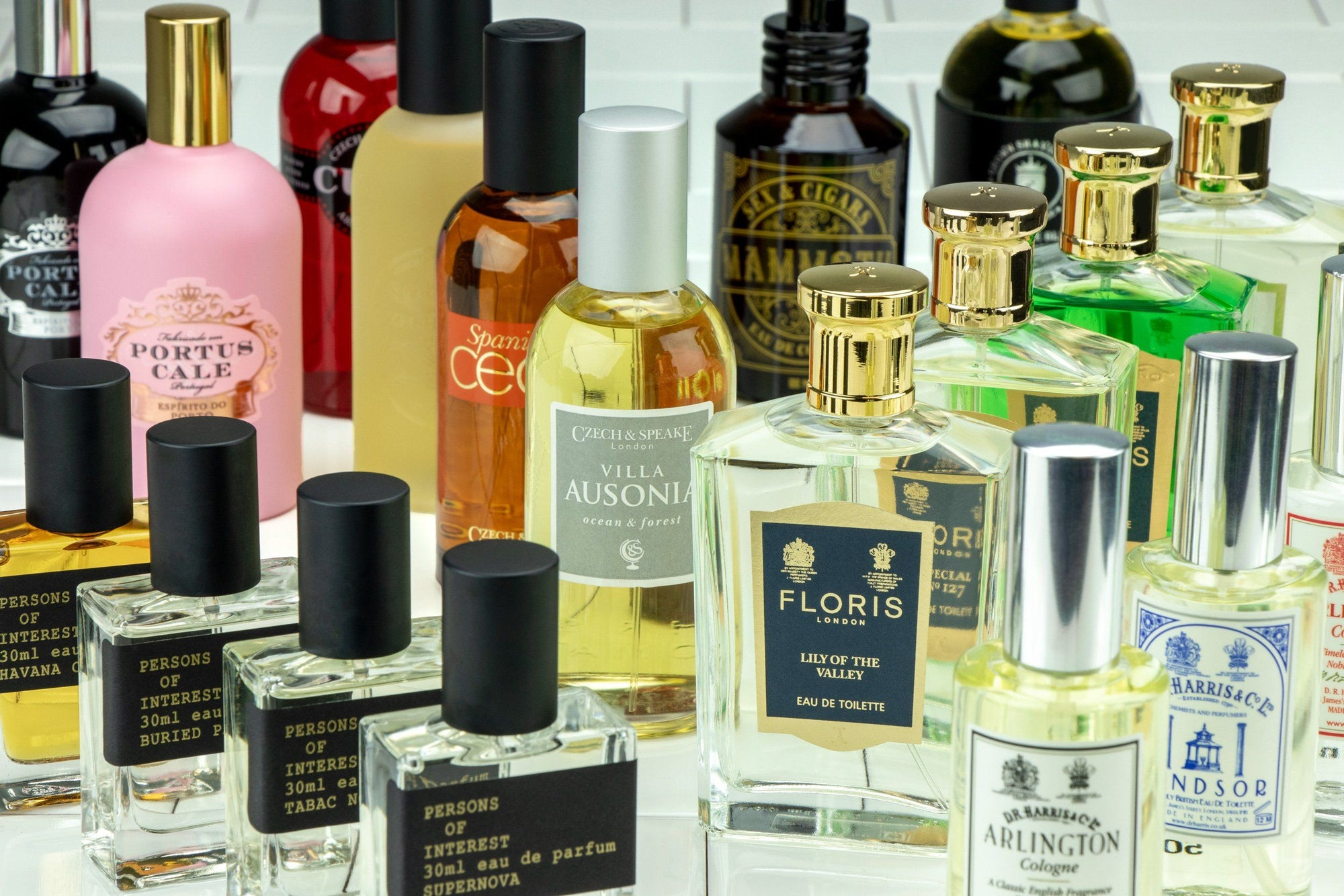 How to Build Your Fragrance Collection