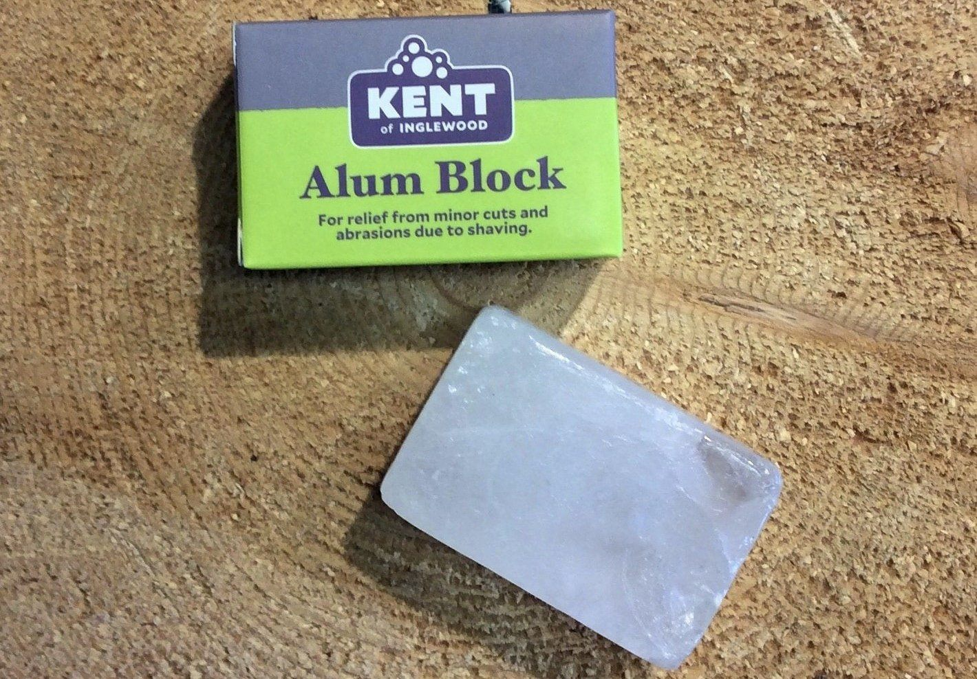 Why Every Washroom Needs an Alum Block