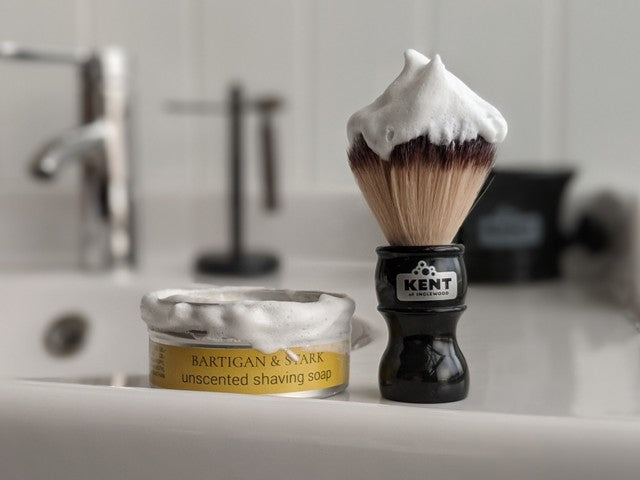 Bartigan & Stark Nil: Unscented Shaving Products, Made by a Healthcare Worker
