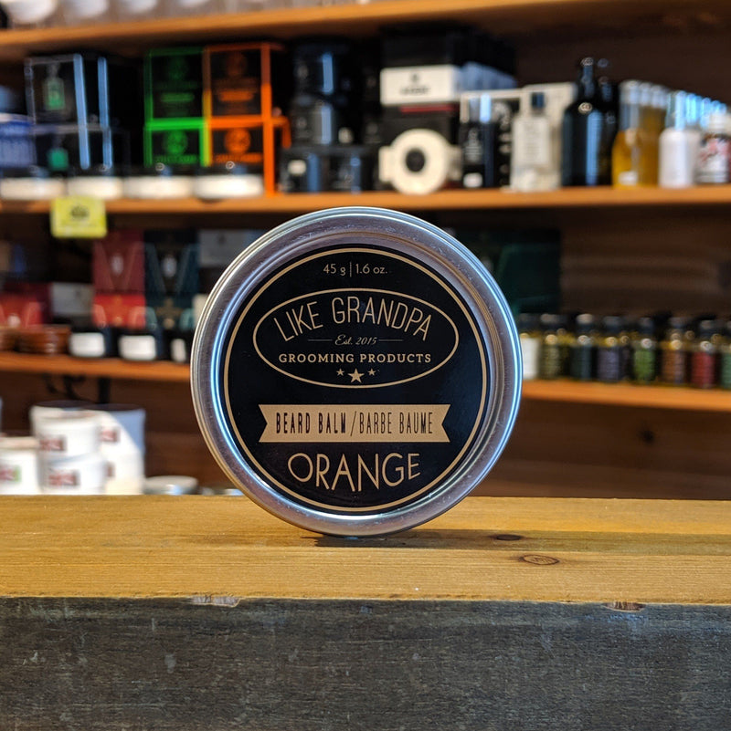 Like Grandpa Beard Balm - Orange 45g